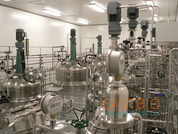 China industrielle Bioreaktoren 5L -10000L, Laborstufe-Gärungserreger-Impfstoff Biologicals usine
